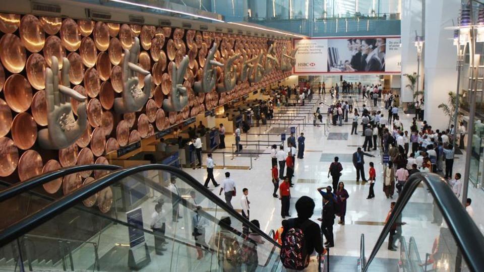 IGI airport,Delhi airport,workplace harassment