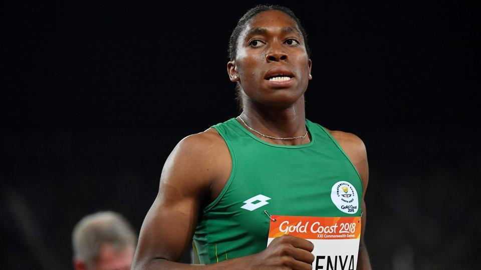 Caster Semenya is unbeaten over the 800m since her elimination in the semi-finals of the 2015 worlds in Beijing.