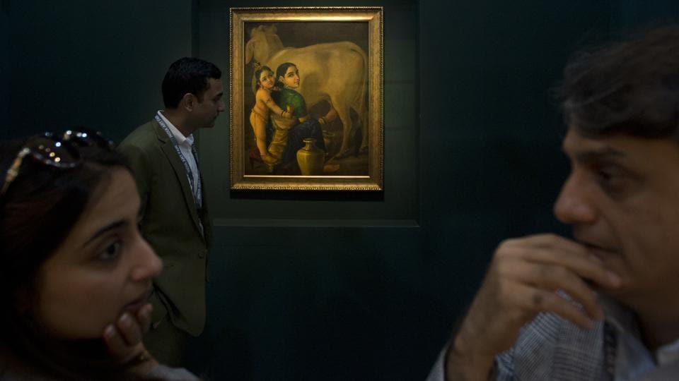 Art collectors,Arvind Vijaymohan,Damien Hirst