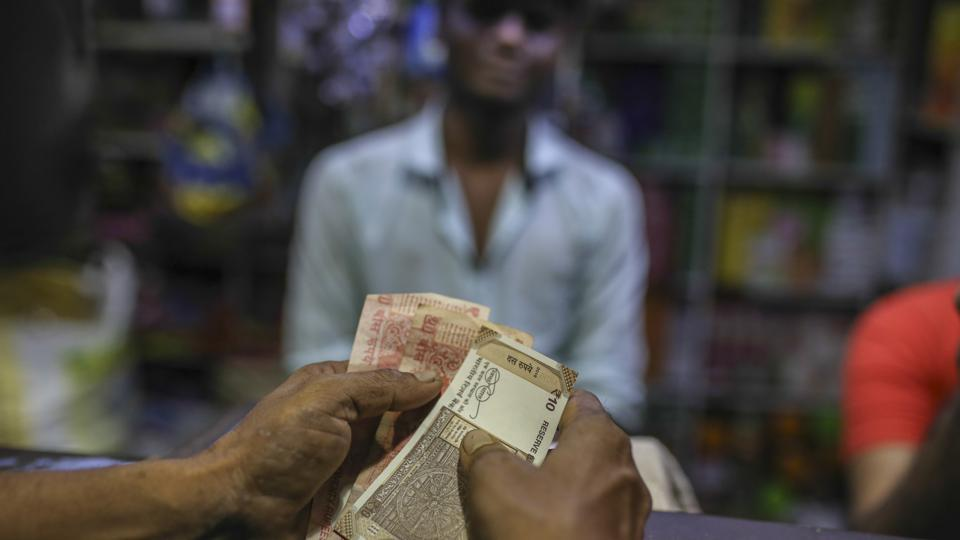India's foreign-currency reserves have fallen in eight of the nine weeks to June 15, suggesting the central bank has been intervening to stem the pace of the currency's decline. The RBI also raised its interest rates earlier this month, joining other emerging economies like Indonesia and Philippines, which tightened policies to defend their currencies. (Dhiraj Singh / Bloomberg)