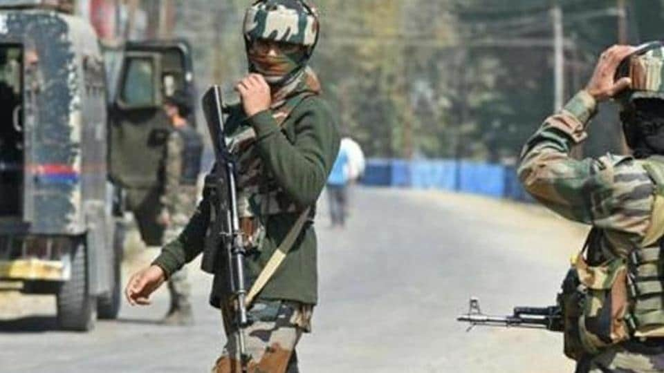 terrorist,encounter,security forces