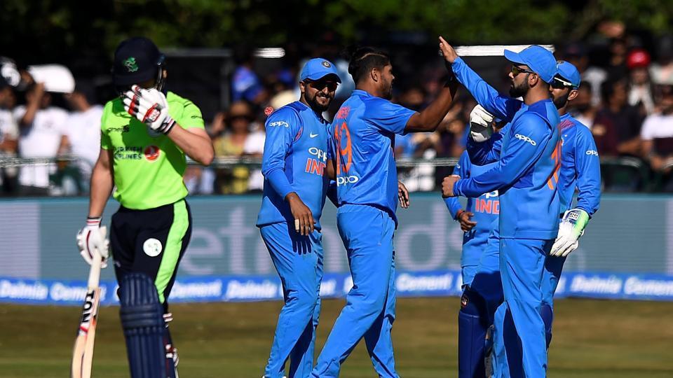 India Cricket Team,Ireland Cricket team,Virat Kohli