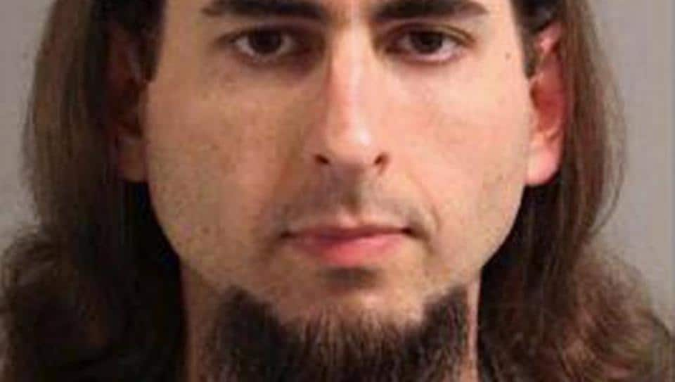 Jarrod Ramos is suspected of killing five people at the offices of the Capital Gazette newspaper office in Annapolis, Maryland.