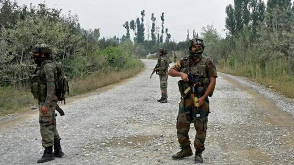 """Bhushan claimed that the alleged remarks were painting the Army as killers of innocents which was """"nothing less than waging war against the country"""" ."""