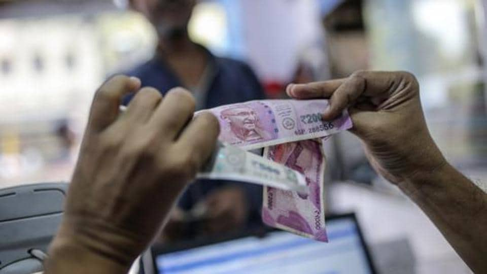 Selling of dollars by banks and exporters on Friday made the greenback weak against some currencies overseas, which supported the rupee, forex dealers said.