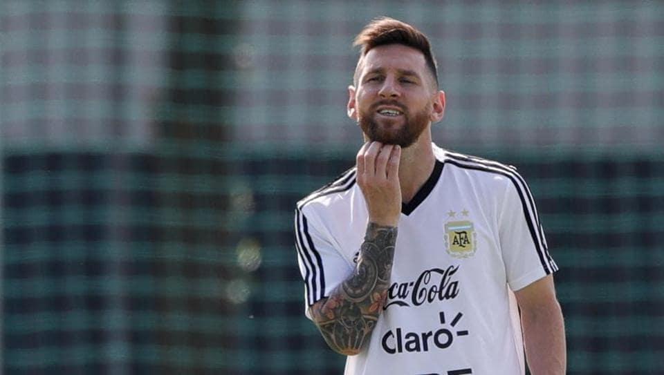 FIFAWorld Cup,Didier Deschamps,Lionel Messi