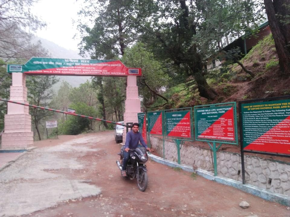 Uttarakhand,Govind national park,Permit