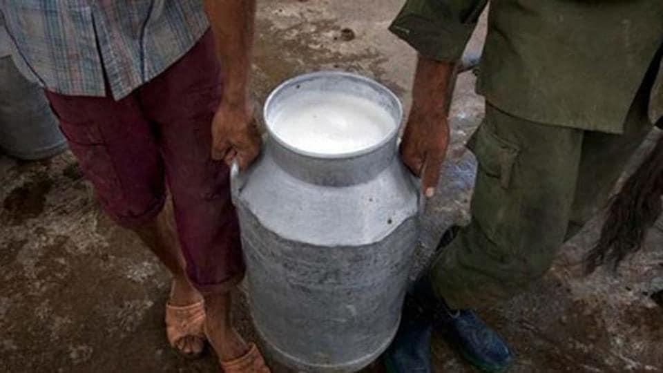 Muzaffarnagar,Milk sample,Health official