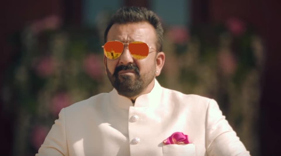 Saheb Biwi Aur Gangster 3,Saheb Biwi Aur Gangster 3 trailer,Sanju Baba