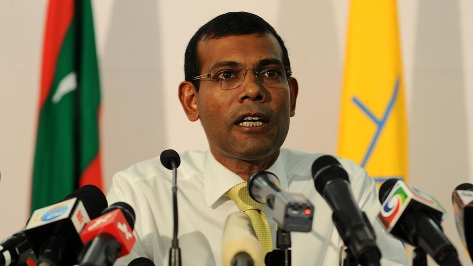 Mohamed Nasheed,Maldives election,Abdulla Yameen