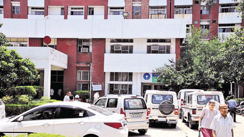 Gurugram,Mini Secretariat in Gurugram,GMDA