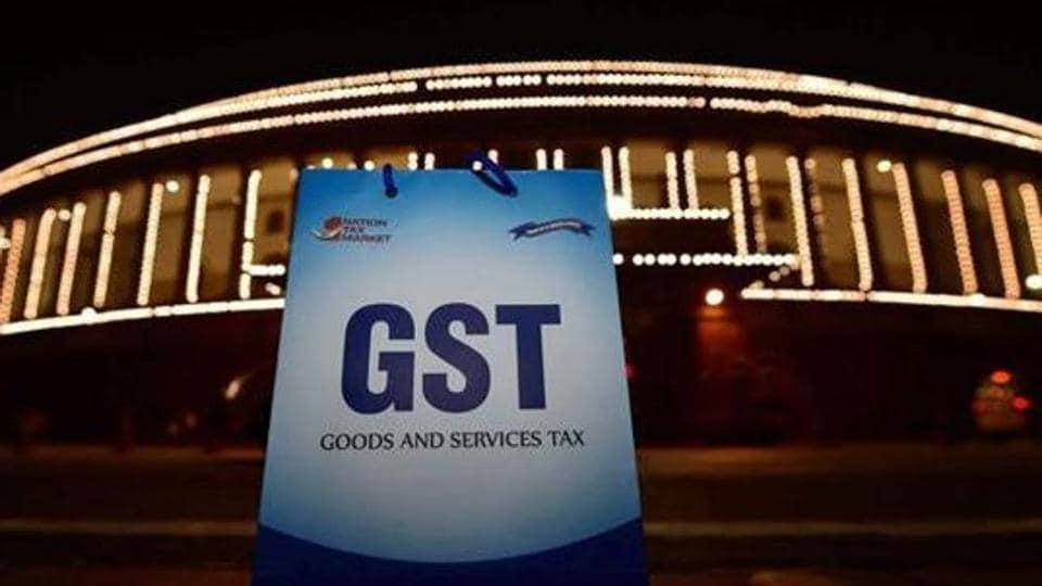 GST,One year of GST,BJP