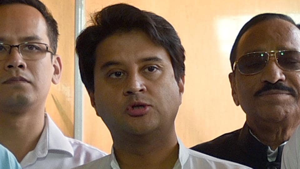 fixed term for chief ministers,Jyotiraditya Scindia,Chief ministers terms
