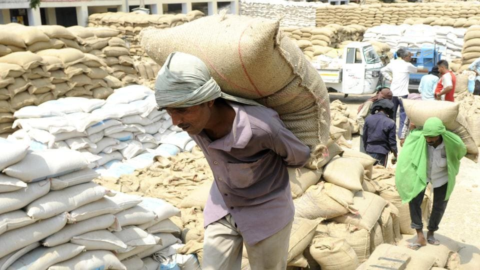 Punjab warehousing corp,Food dept,Punjab food and civil supplies department