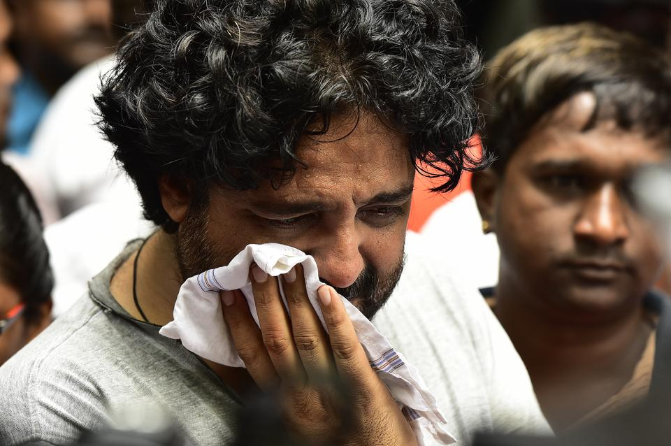 Ghatkopar plane crash,relatives,victims