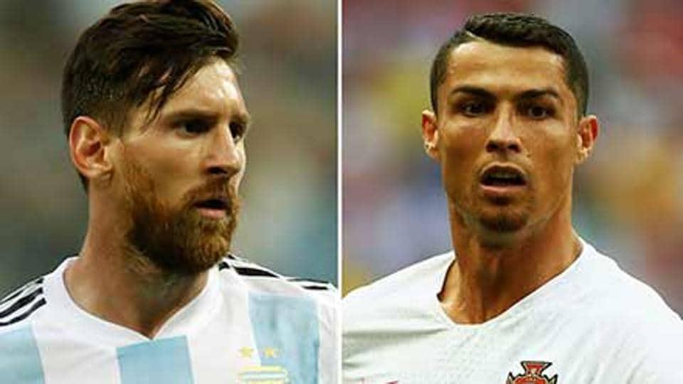 FIFAWorld Cup 2018,Cristiano Ronaldo,Lionel Messi