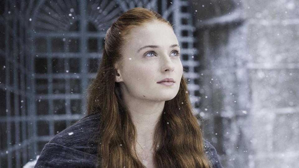 Sophie Turner,Game of Thrones,Game of Thrones season 8