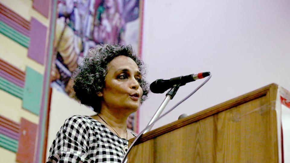Arundhati Roy,Modi government,Punjab govt