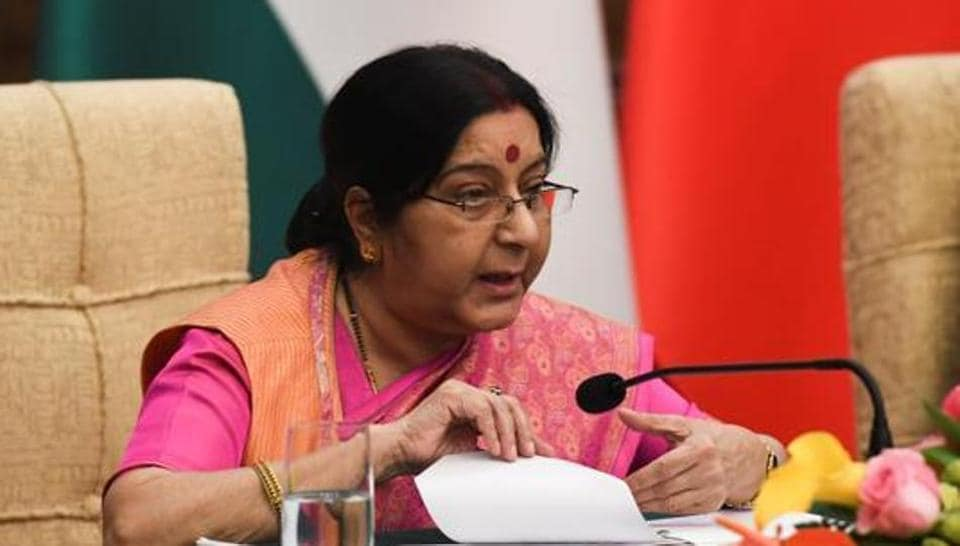 Sushma Swaraj,Sushma Swaraj trolling,Swaraj Kaushal