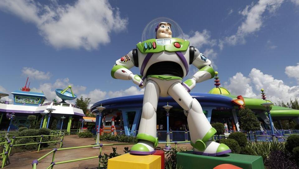 Toy Story Land,Travel,Orlando