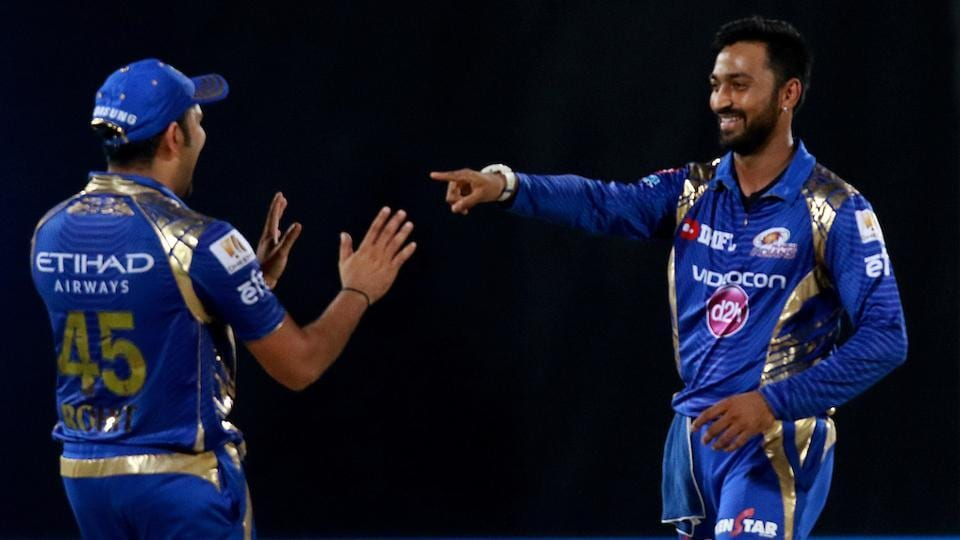 Krunal Pandya has been in great form in T20s and is now part of the Indian cricket squad against England.