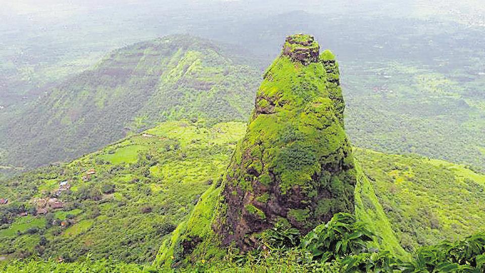 Prabalgad,Kalavantin forts,Pune