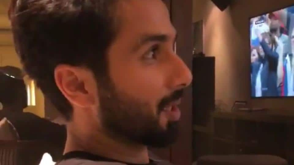 Shahid Kapoor,Mira Rajput,Shahid Kapoor Mira Rajput funny video