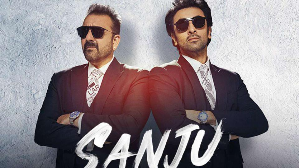 Sanjay Dutt broke up after watching Sanju and hugged Ranbir Kapoor and Rajkumar Hirani.