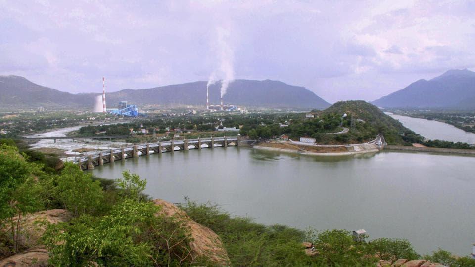 Cauvery water management authority,Karnataka,Tamil Nadu