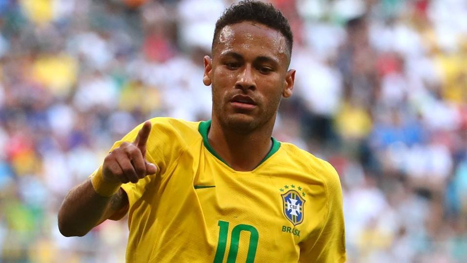 Neymar was the star performer as Brazil beat Mexico in their FIFA World Cup 2018 encounter on Monday.