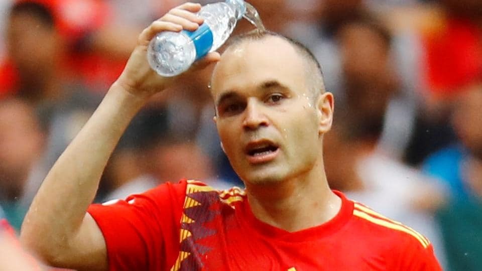 FIFA World Cup 2018,Andres Iniesta,Andres Iniesta retirement