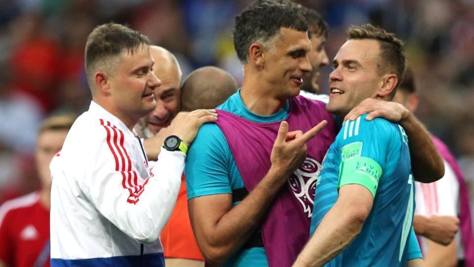 FIFAWorld Cup 2018,Igor Akinfeev,Spain