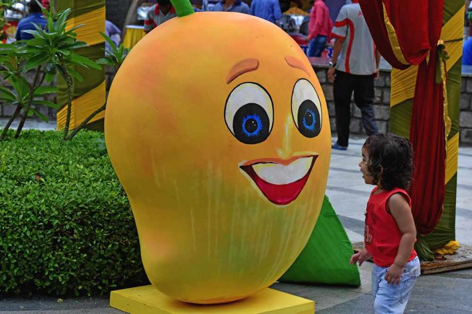 At the 30th Mango Festival in Delhi, get set to indulge in a variety of mangoes, and even participate in mango-eating competition.