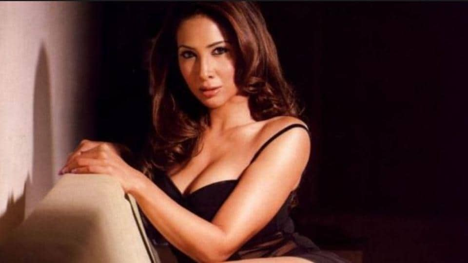 It's been a while since the audience saw Kim Sharma in a film.
