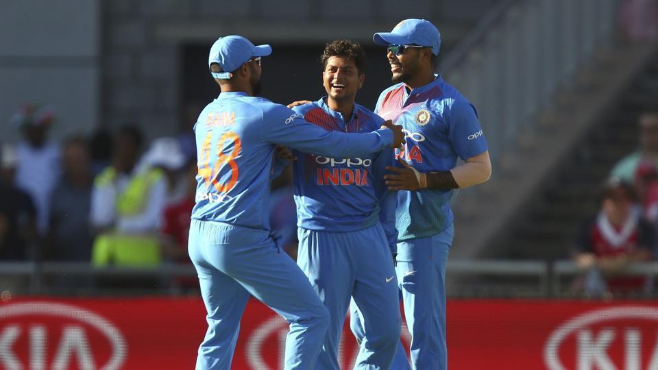 Kuldeep Yadav,India Cricket team,England Cricket team