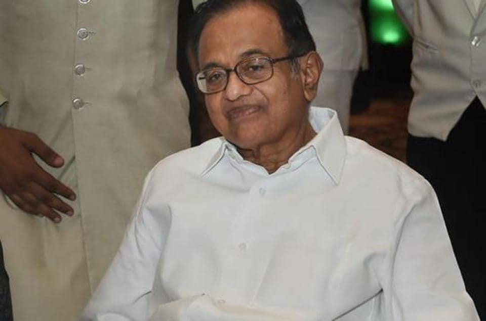 P Chidambaram,Theft at P Chidambaram's house,Congress leader P Chidambaram