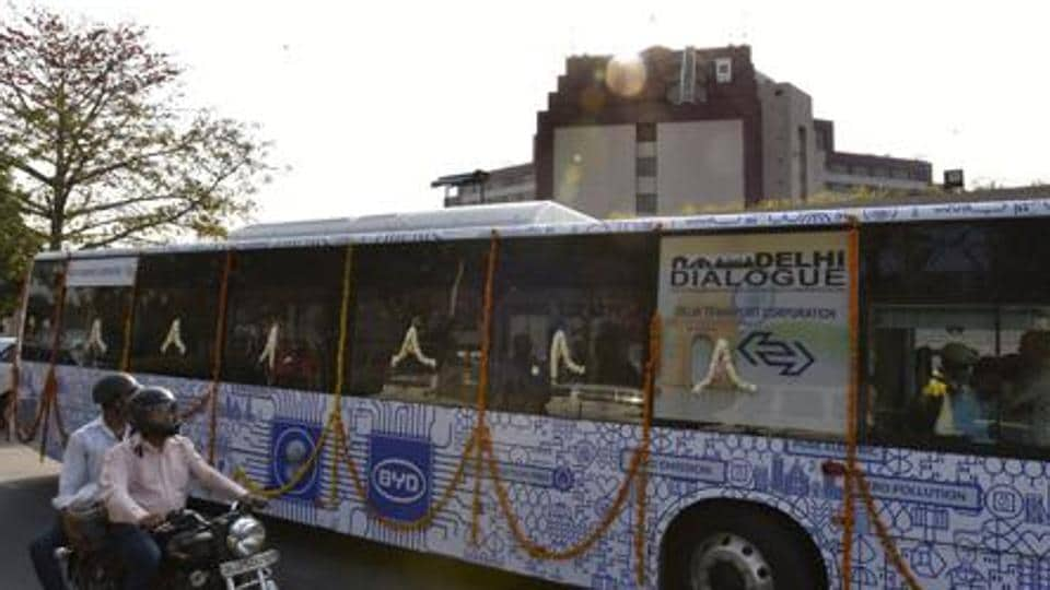 DTC,electric buses,Supreme Court