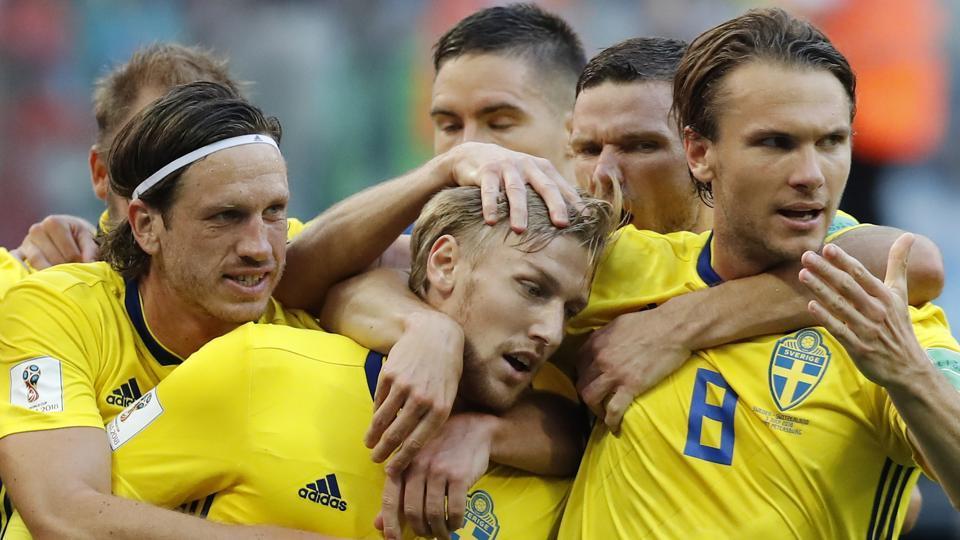 FIFAWorld Cup 2018,Emil Forsberg,Sweden