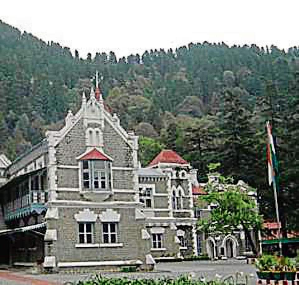 The Uttarakhand high court at Nainital.