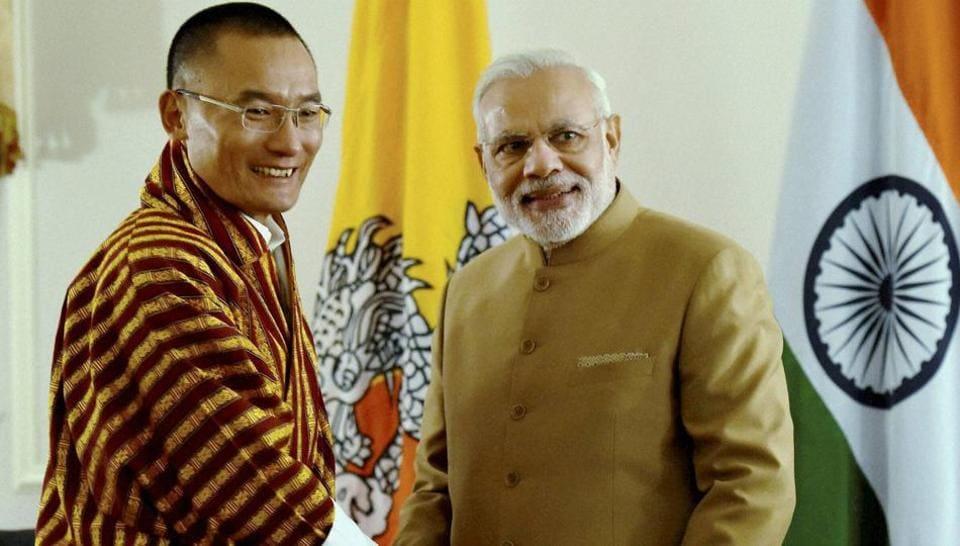Tshering Tobgay,Bhutan,India