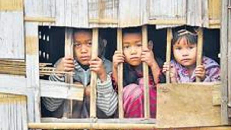 Over 35,000 Bru tribals, who took refuge in Tripura in 1997 following ethnic violence in Mizoram, remain stranded in seven camps in Kanchanpur, North Tripura.