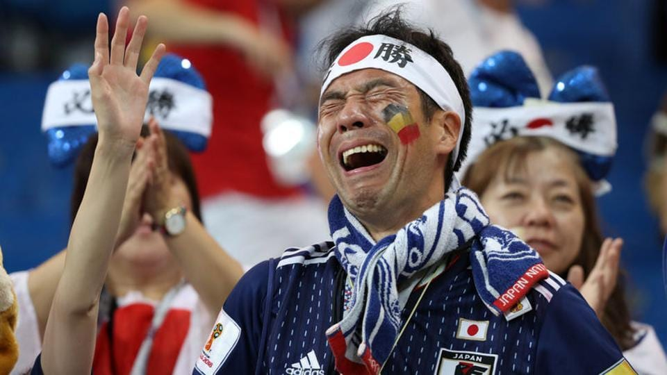 FIFAWorld Cup 2018,World Cup 2018,Belgium vs Japan