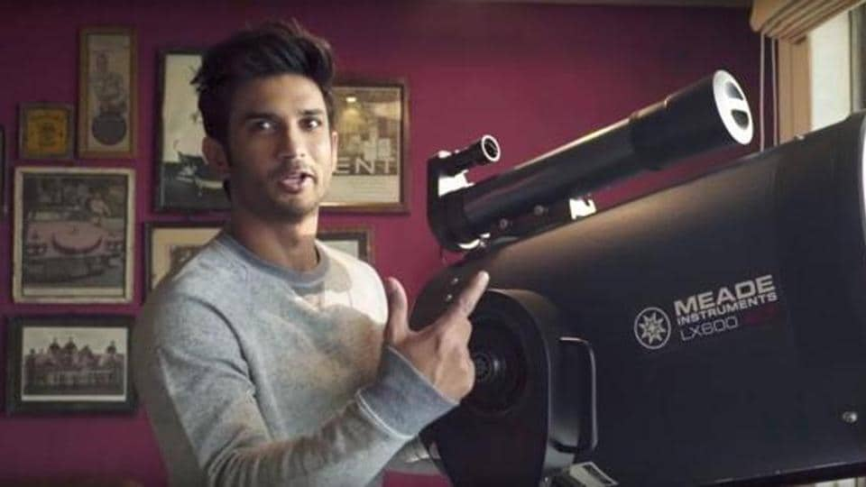 Actor Sushant Singh Rajput has even bought a small space on moon.