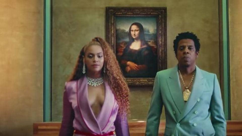 Louvre,Beyonce,Jay-Z