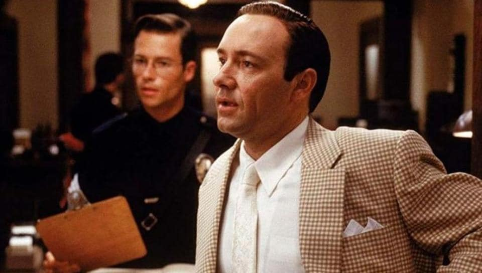 Guy Pearce,Kevin Spacey,LA Confidential
