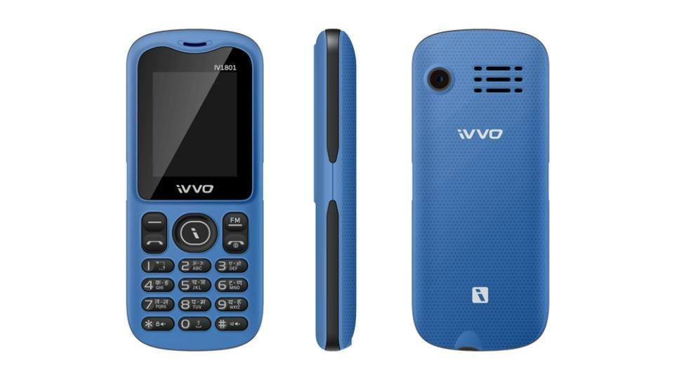 iVVO,iVVO feature phones,Britzo Mobile
