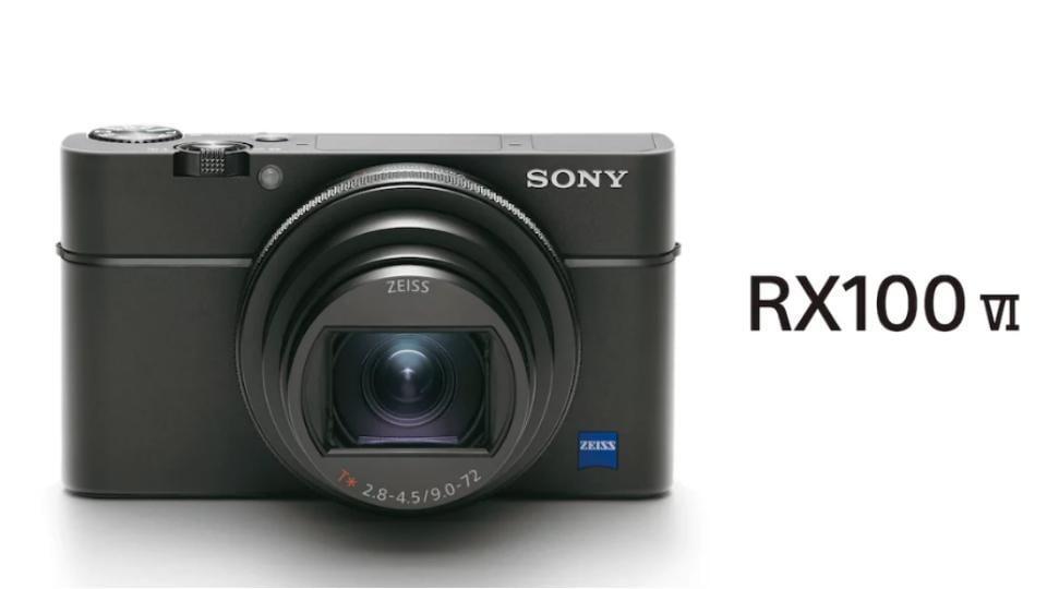 Sony,Sony cameras,sony RX100 VI camera