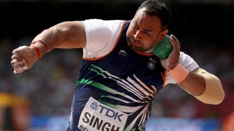 Inderjeet Singh,Shot put,National Anti-Doping Agency