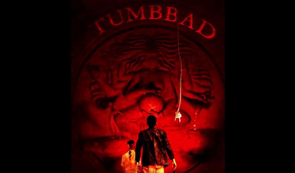 A poster of Tumbbad.