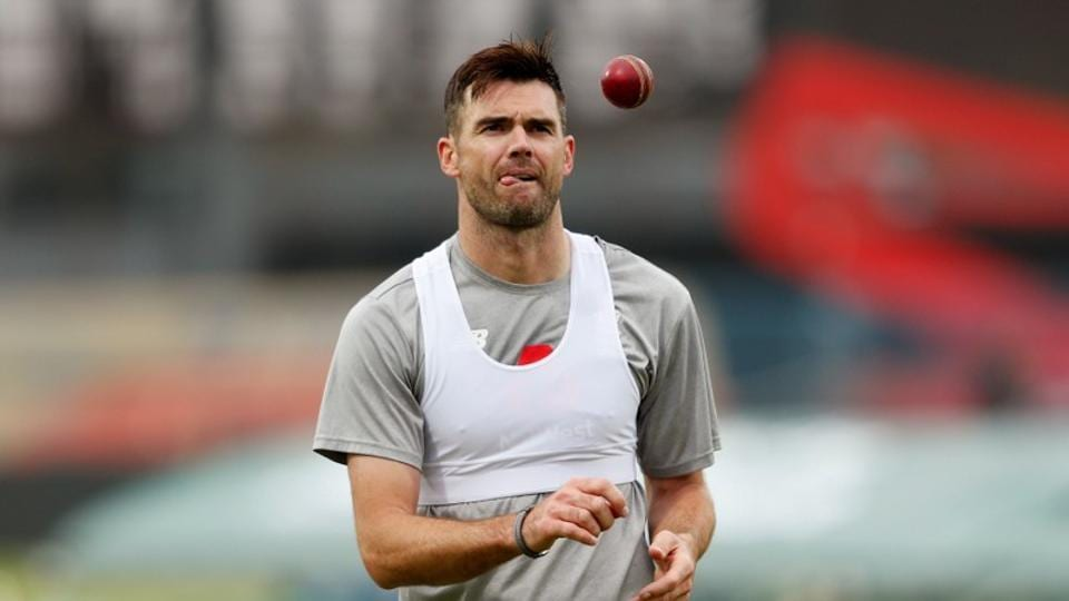 James Anderson,England vs India,England national cricket team